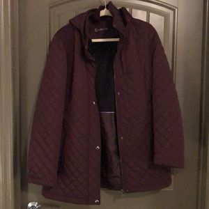 Calvin Klein Quilted Winter Jacket